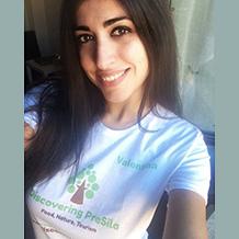 Valentina di Discovering PreSila