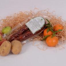 Salsiccia dolce della Calabria