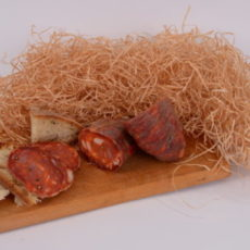 Soppressata nostrana dolce della Calabria