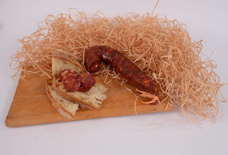 Salsiccia piccante della Calabria