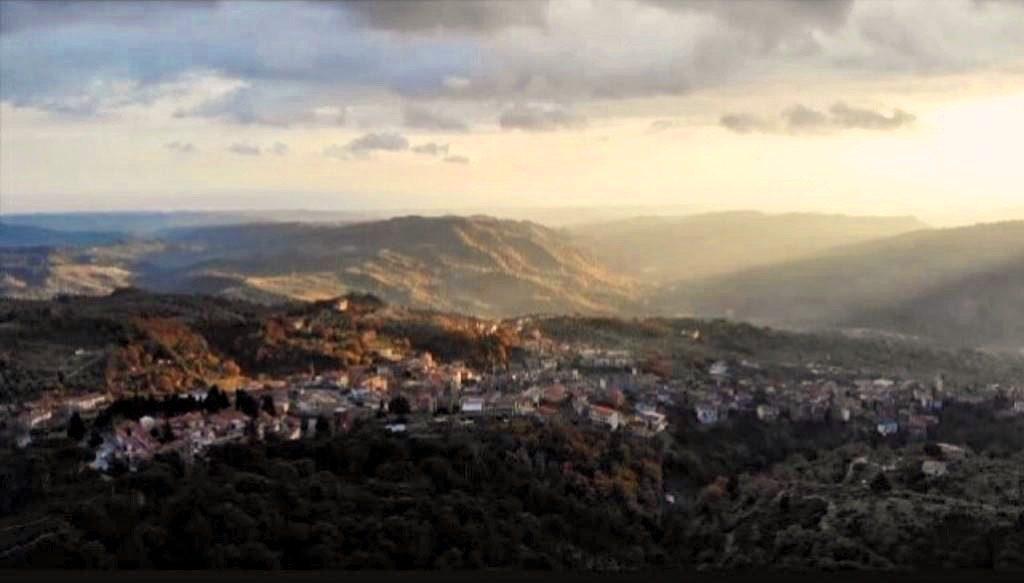 Zagarise in Calabria