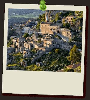 Borgo in Calabria